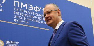 Антон Кобяков на Петербургском экономическом форуме 2017