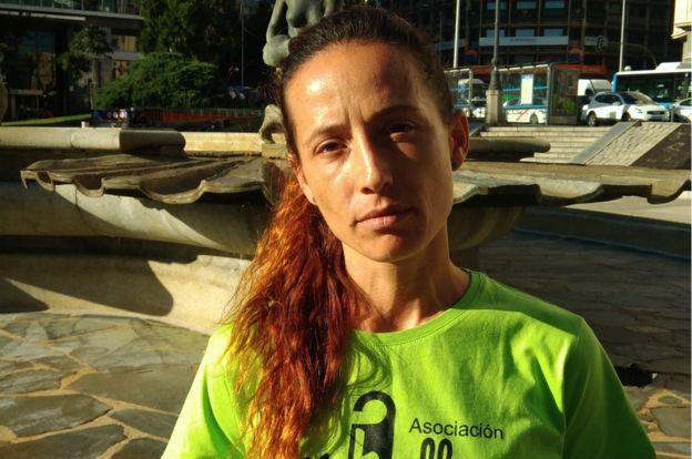 Ольга Ромеро говорит, что её преследовали за попытки улучшить условия труда уборщиц