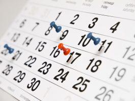 Календарь нерабочих дней 2018
