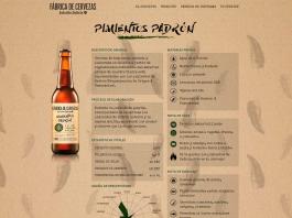 В Галисии создали необычное пиво со вкусом перца Падрон