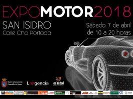 7 апреля в Сан-Исидро состоится крупнейшее автошоу этого года