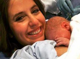С помощью новой технологии wearable в Испании родился первый ребенок
