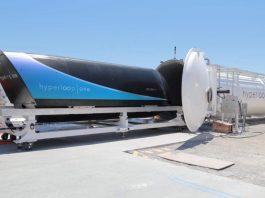 В Испании будет запущена первая линия Hyperloop