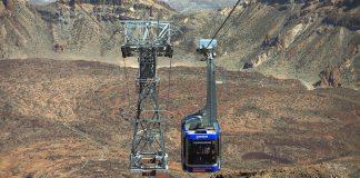 Более 150 туристов эвакуировали с канатной дороги в нацпарке на Тенерифе
