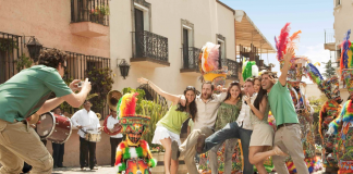 Испанию посетили 66 млн туристов за 9 месяцев