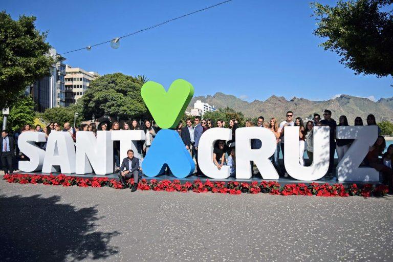 Встречайте новый логотип столицы Санта Крус Де Тенерифе