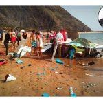 крушение самолета на Тенерифе