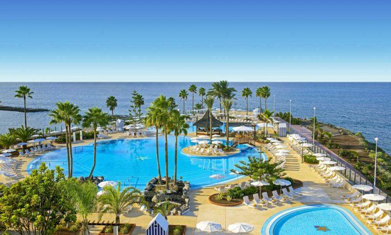 Отель Iberostar Anthelia на Тенерифе признан лучшим в категории «Все включено»