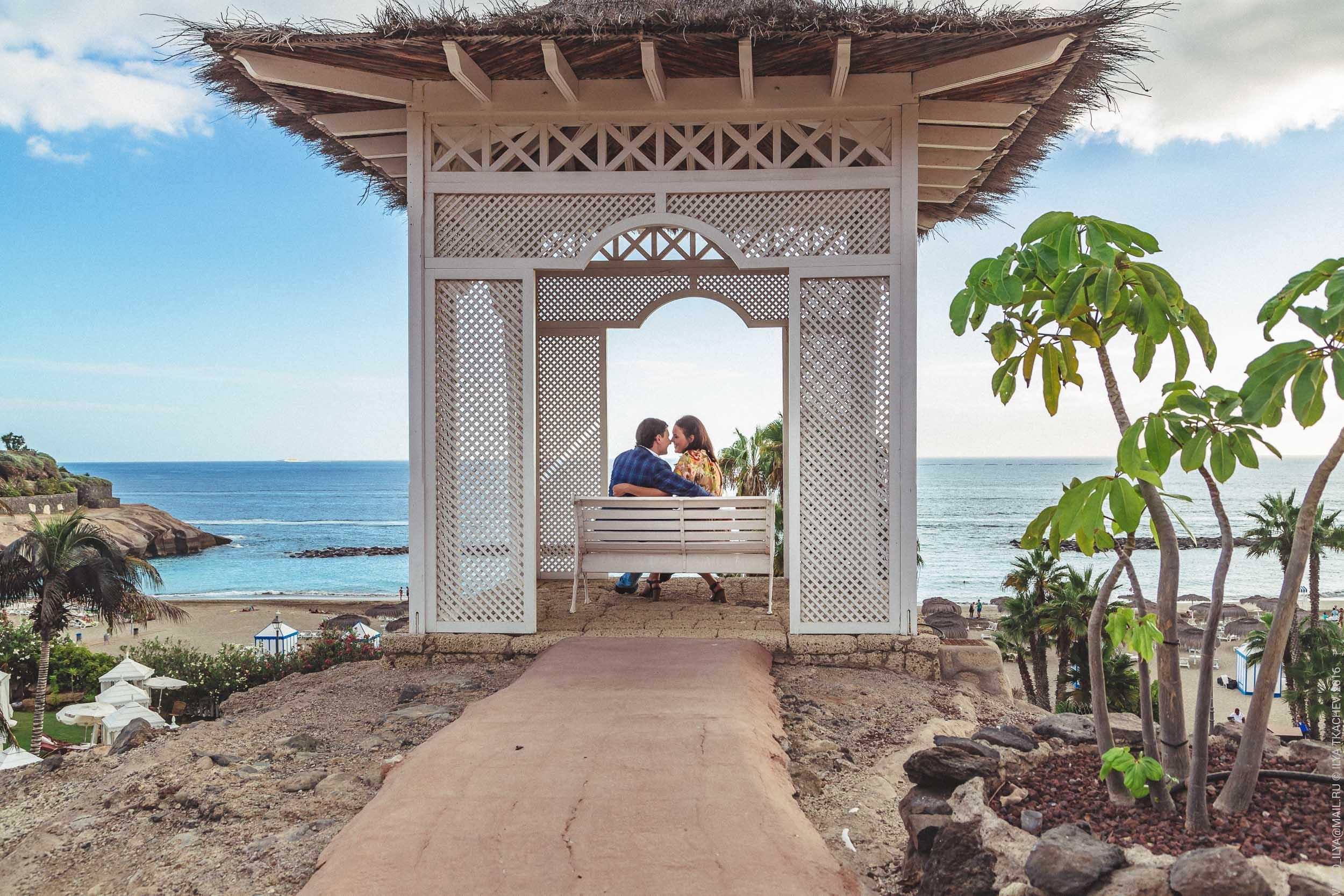 Тенерифе в 10 популярных курортов по версии Google