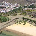 Реконструкция пляжа Las Teresitas