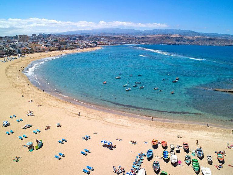 Лучший пляж Европы находится вИспании