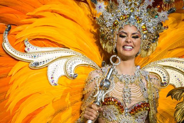 Королева Карнавала Тенерифе 2017