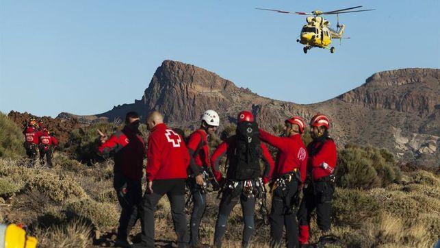 Проблема спасательных работ навулкане Тейде