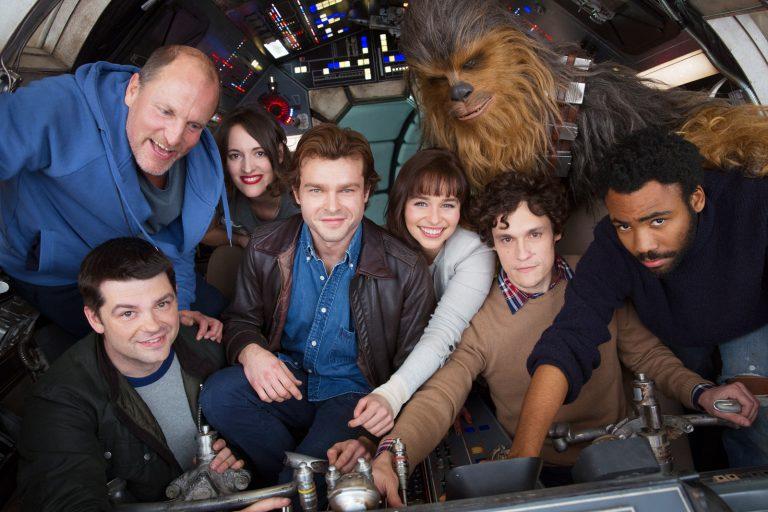 Съемки эпизода Звездных Войн пройдут наФуэртевентуре