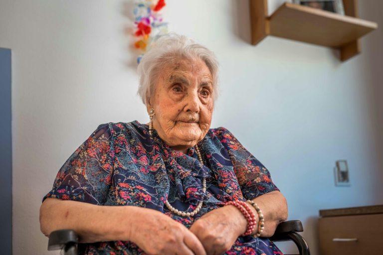 Самой пожилой жительницей Европы стала 115-летняя испанка