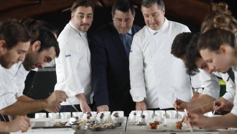 Испанский ресторан ElCeller deCan Roca— третий среди 50лучших ресторанов мира