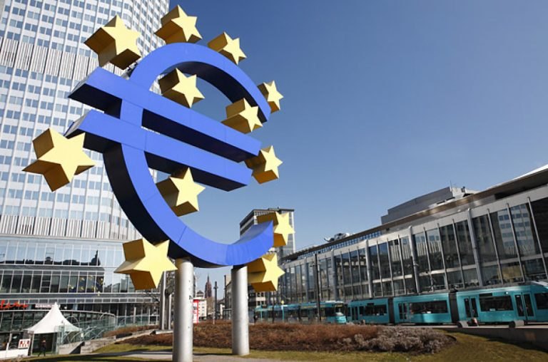 ВВП Еврозоны выше, чем вСША иБритании