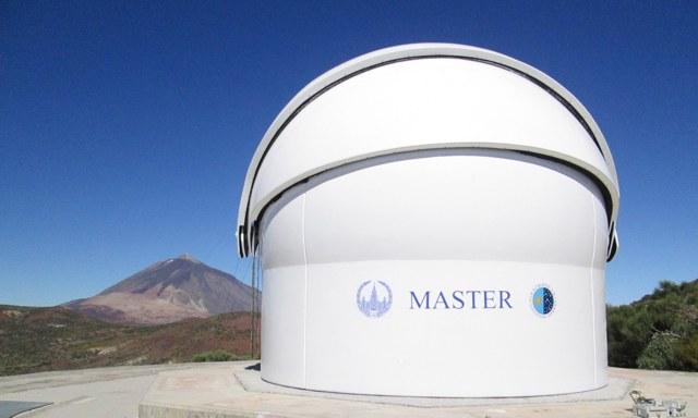 Российский телескоп-робот наТенерифе