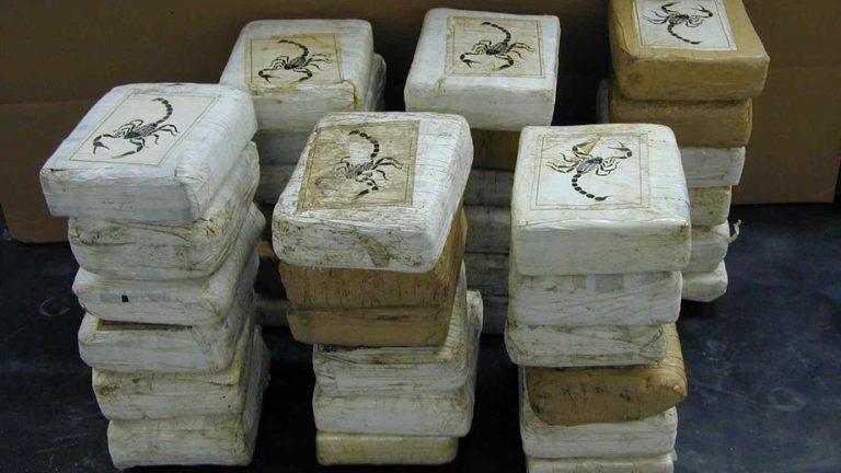 НаЛансароте задержали полтонны кокаина изЮжной Америки