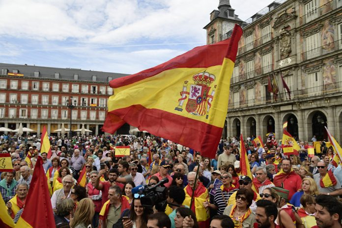 В Каталонии завершился референдум о независимости