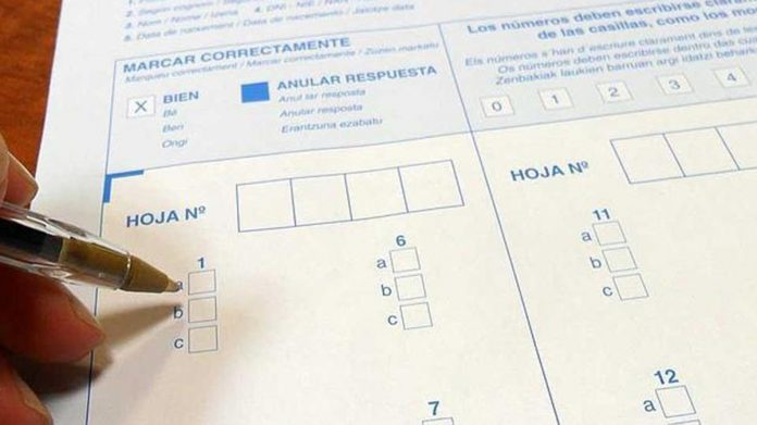 Как я сдала на Испанские права
