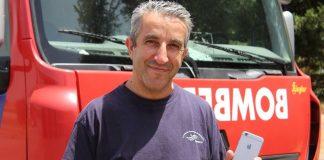 Пожарный из Мериды побеждает почти во всех конкурсах, проводимых испанскими супермаркетами