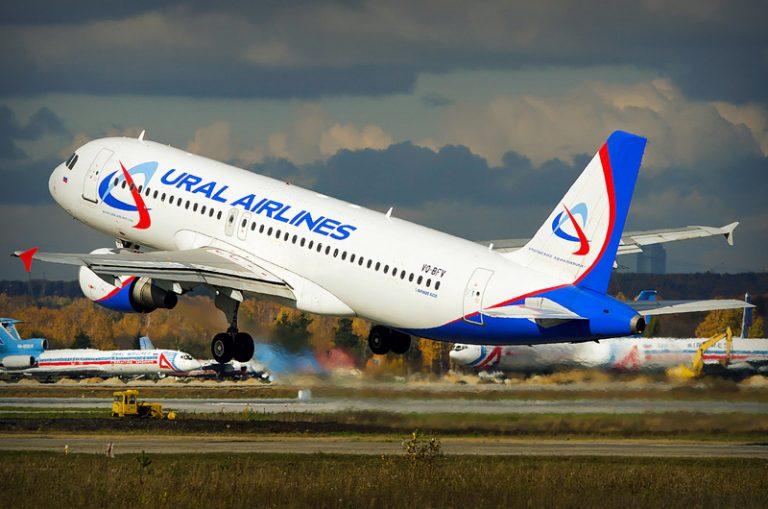 Авиакомпания «Уральские авиалинии» запустила прямой рейс изПетербурга наТенерифе