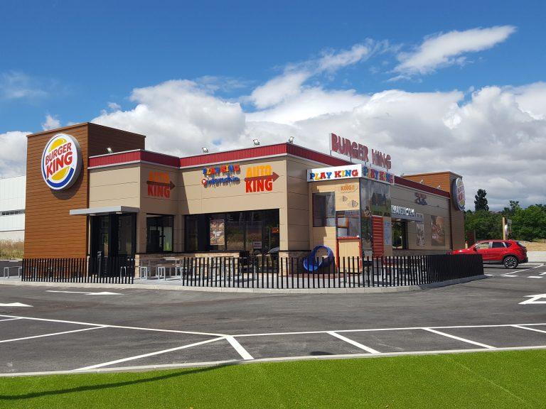 Главный франчайзи Burger King вИспании вдвое увеличит свою сеть