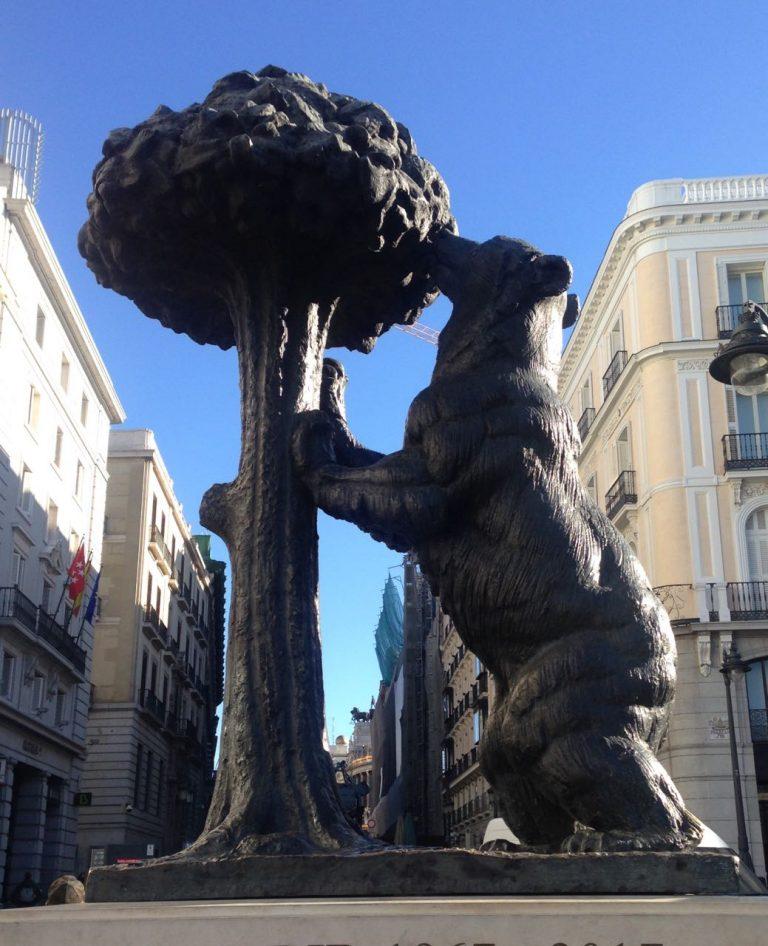 Мадрид навсегда вмоем сердце!