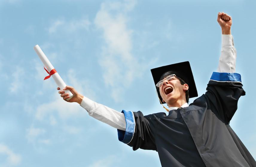 защита диплома фото удачно цвет символизирует любовь