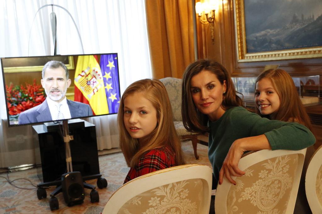 король Испании Филипп VI отмечает 50-летие