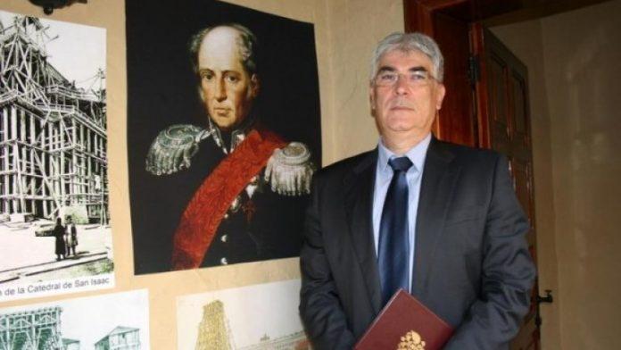 Почетный консул России в городе Лас-Пальмас-де-Гран-Канария Гонсало Парада
