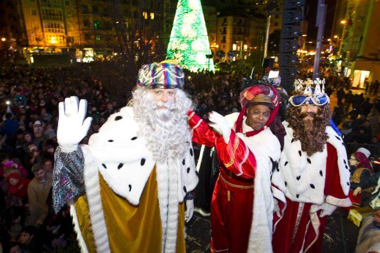 5января наТенерифе отметят День Королей-магов (Los Reyes Magos)