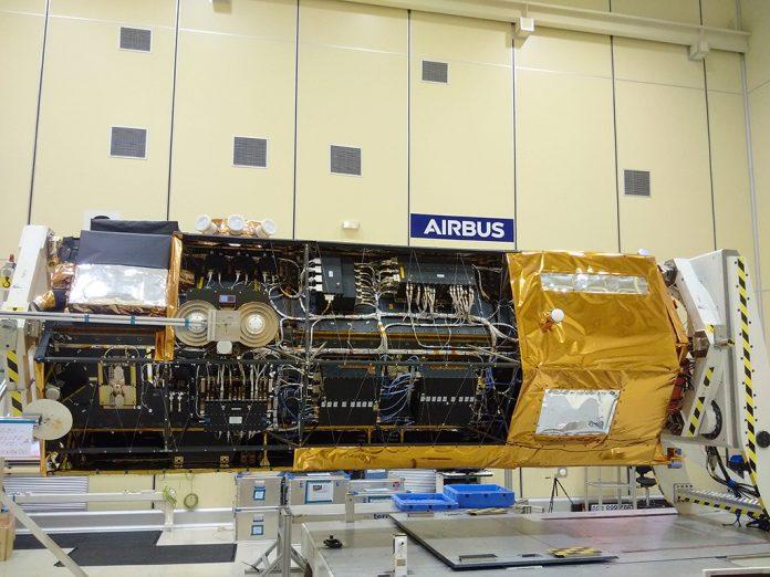 В конце января Испания запустит в космос свой первый высокоточный спутник-шпион