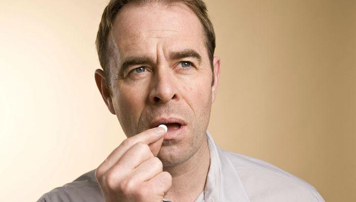 Ибупрофен может вызвать бесплодие у мужчин
