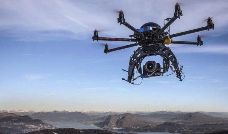 ВИспании появилось приложение для владельцев дронов