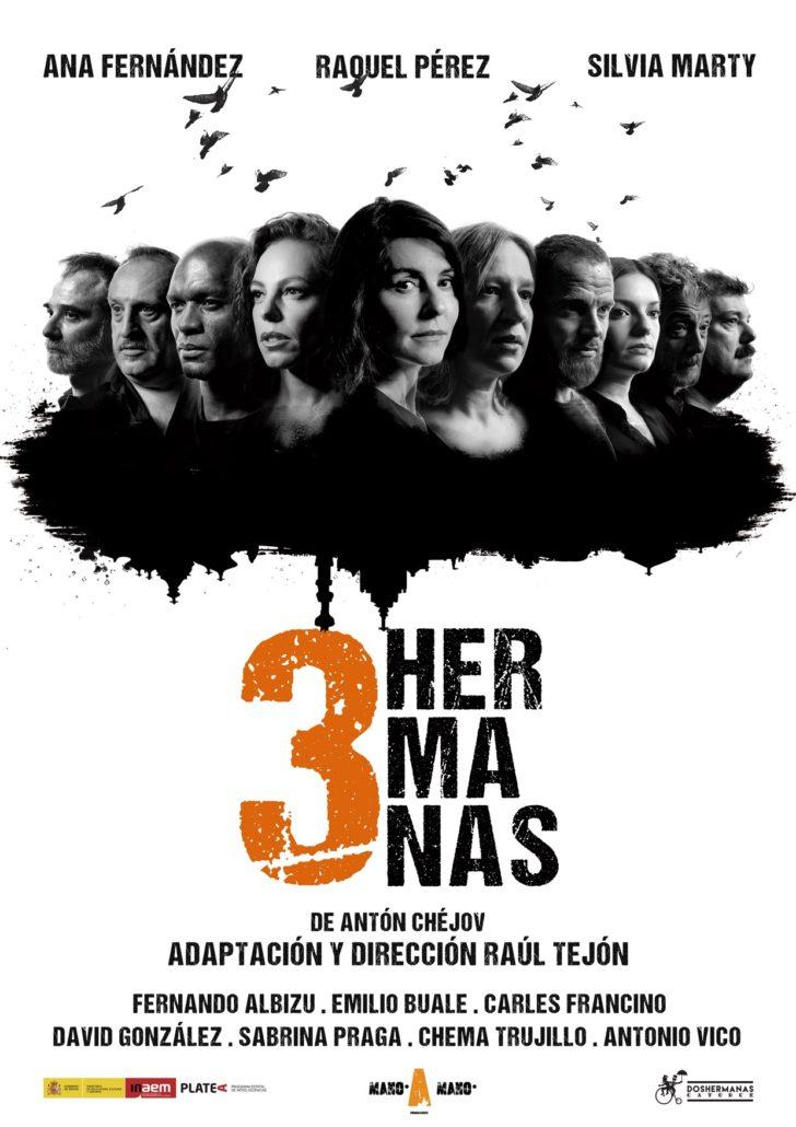 «Три сестры» Чехова на Тенерифе