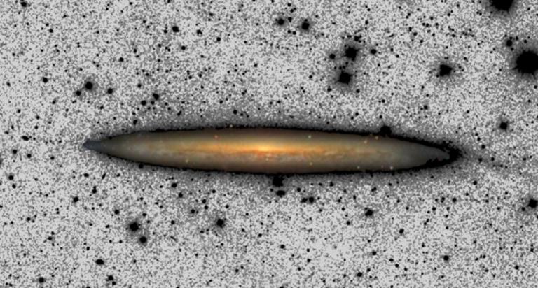 Астрономическое открытие спомощью Канарского телескопа