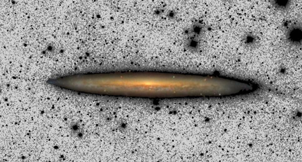 Астрономическое открытие с помощью Канарского телескопа