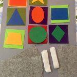 Пазл Геометрические Фигуры
