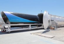 В Испании будет запущена первая линия Hyperloop