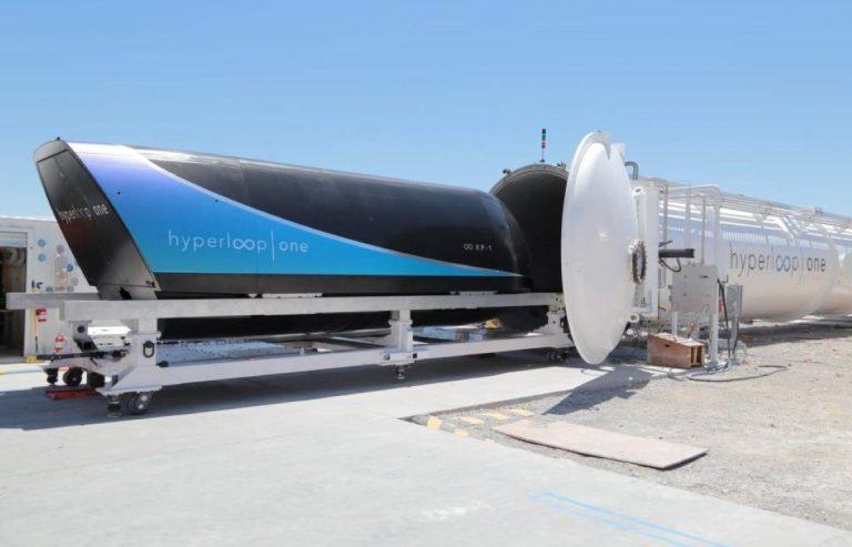 ВИспании будет запущена первая линия Hyperloop
