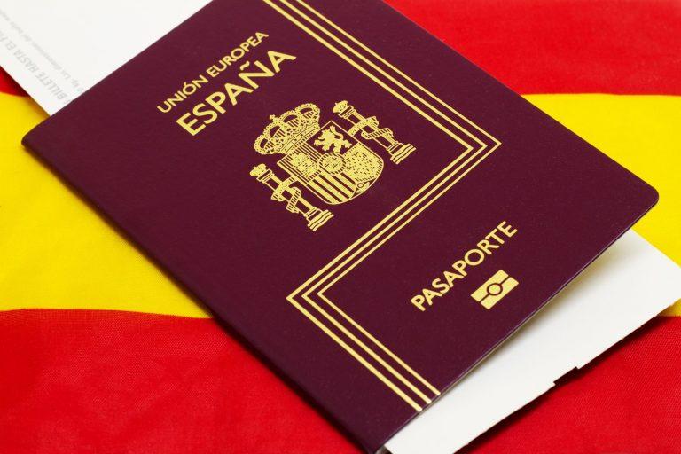 Испанский паспорт вошёл втройку самых «сильных» вмире