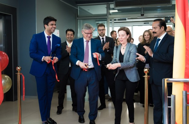 В Москве открылся новый визовый центр Испании