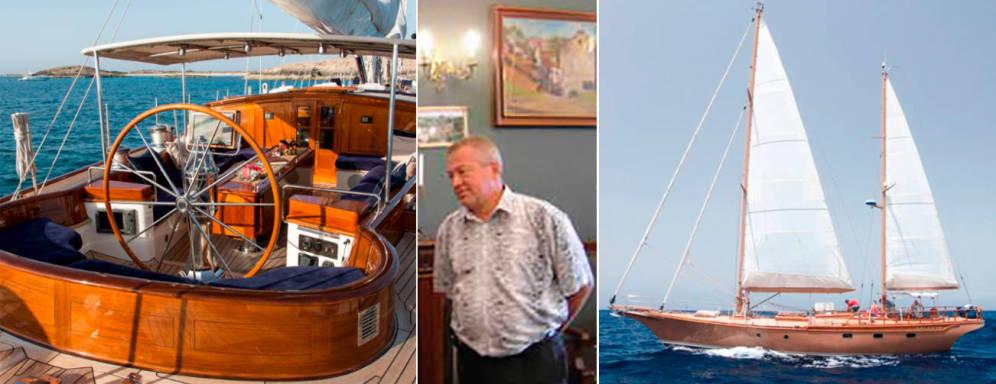 На Тенерифе арестован российский бизнесмен