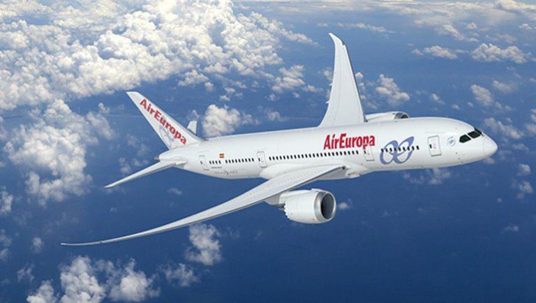 Air Europa продает авиабилеты от 14 евро