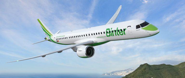 Binter Canarias в декабре запустит авиосообщение между Барселоной и Канарскими островами