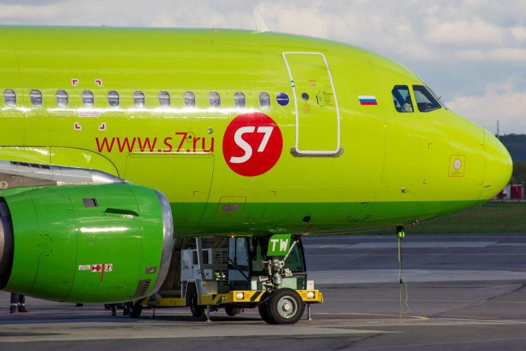 S7запускает чартерные рейсы изМосквы вАликанте иБарселону