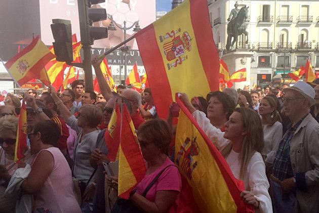 ВВП Испании в2020 году упал нарекордные11% из-за эпидемии