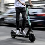 Electric pedal scooter